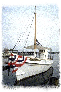 Oyster Buyboat Wm B. Tennison