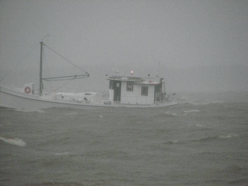 Oyster boat in storm Ernesto2.jpg