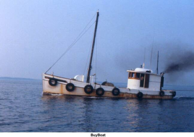Oyster Buyboat underway.jpg